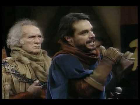 """Paul Shenar in """"Richard II"""" Clip #2"""