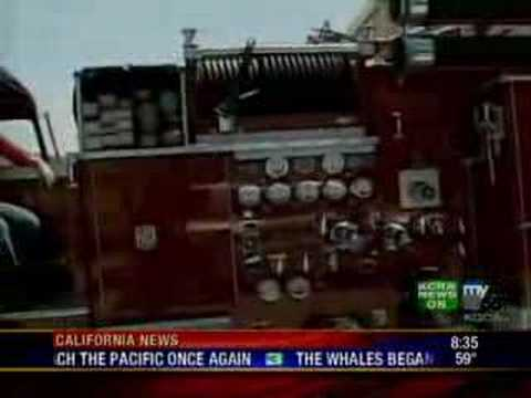 Manteca Fire Truck Collector At Odds With City