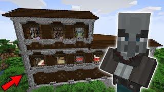 НАШЛИ ОСОБНЯК ДРОВОСЕКА В МАЙНКРАФТ l Minecraft ВЫЖИВАНИЕ #51