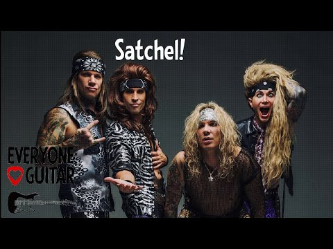 Satchel from Steel Panther Interview - Everyone Loves Guitar #190