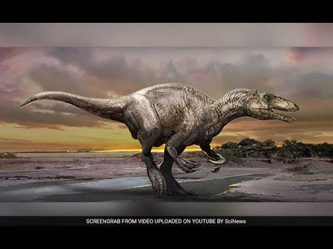 New 'Giant Thief' Dinosaur Discovered In Argentina