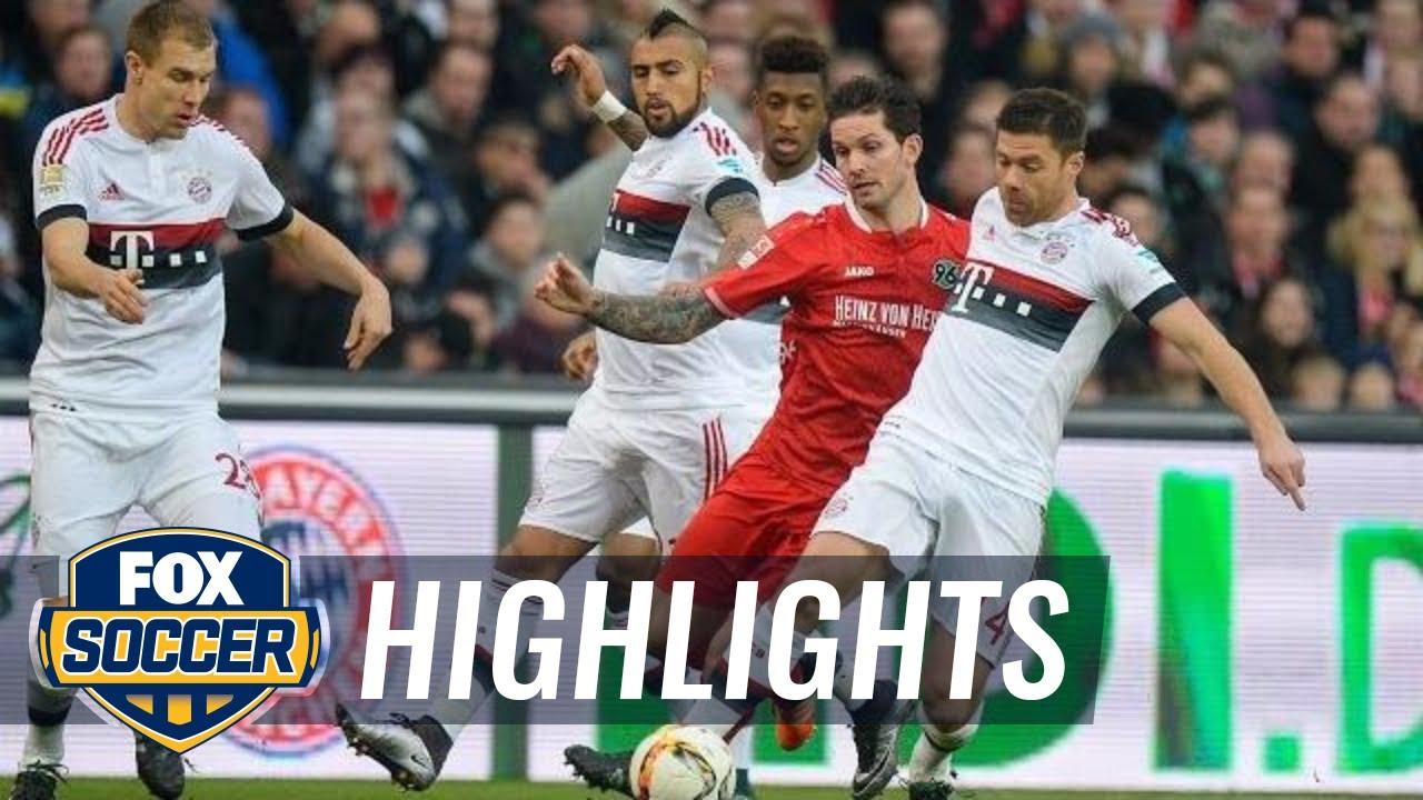Hannover Vs Bayern