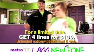 1-800-NEW-FONE - Authorized Metro PCS Dealer - Break Free from contracts!!!!!