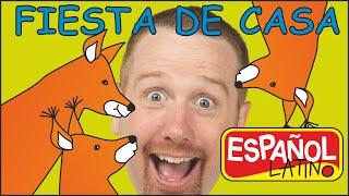 Historia de Animales con Steve and Maggie Español | Aprende los Animales | Vocabulario para Niños