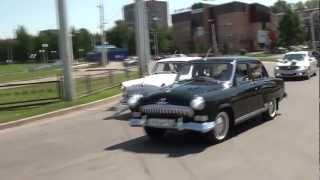 ретро автомобили на свадьбу в Альметьевске