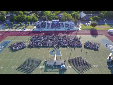 Davis Senior High School Graduation 2017
