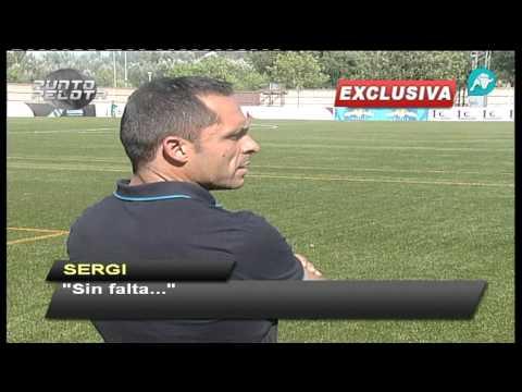Así vive Sergi Barjuan, entrenador del sub 17 de FC Barcelona, un partido