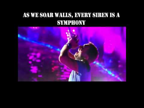 Every teardrop is a waterfall - Coldplay Live (Lyrics)