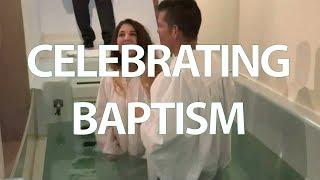 Baptisms January 2018