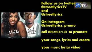 THE BEST Niniola feat Johnny Drille Start All Over Official Music Lyrics Video