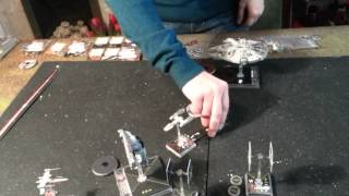 11th Legion Presents: Bring me Han and the Wookie, an X-Wing Miniatures Game BatRep