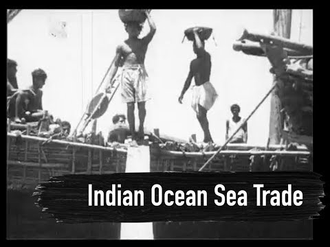 Indian Ocean Trade Network