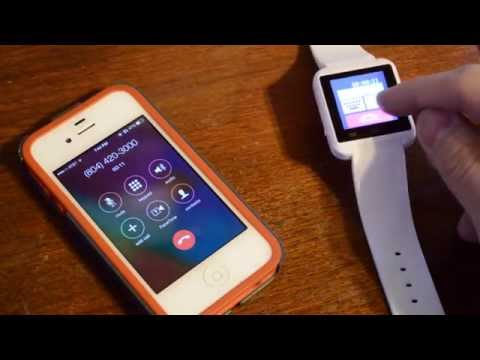 UWatch U8 / Ciyoyo U8S Smart Watch for Android / iOS Unboxing and Hands-On Review