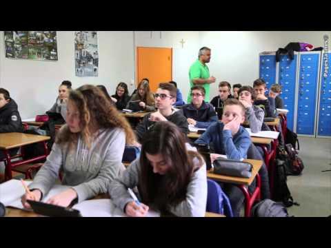 Institution scolaire à Vienne dans le département de l
