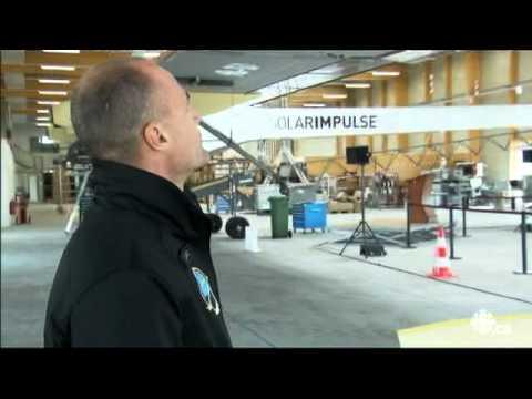 Découverte - Solar Impulse