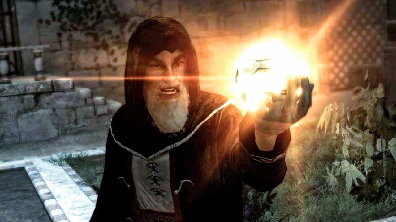 Al Mualim Death: Altair Kills His Mentor Rashid ad-Din ...