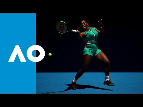 Serena Williams v Karolina Pliskova match highlights (QF) | Australian Open 2019
