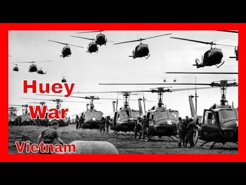 Huey Helicopter War: Vietnam 65 - 69