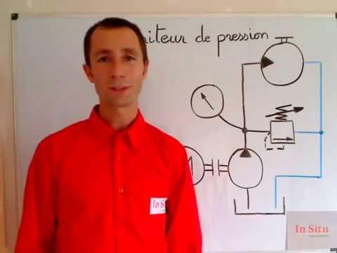 Video  In Situ - les 2 mn de l'Expert en Hydraulique - Le Limiteur de pression, épisode 2