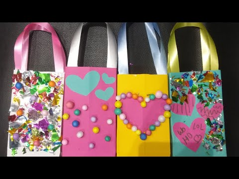 How to make DIY paper bags