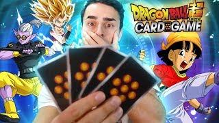 MIGLIORI CARTE DI DRAGON BALL IN ASSOLUTO! Presto in ITALIANO.   Dragon Ball Super Card Game