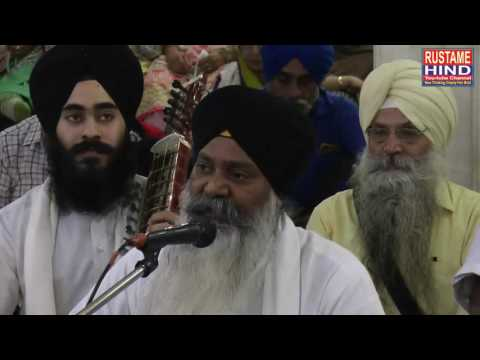 Gurmeet Singh Shant Exclusive Classical Shabad Kirtan By Bhai At Tilak Nager Peela Safa Gurudwara
