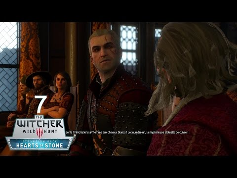 The Witcher 3 Hearts of Stone : Sésame ouvre toi  1 : L'hôte
