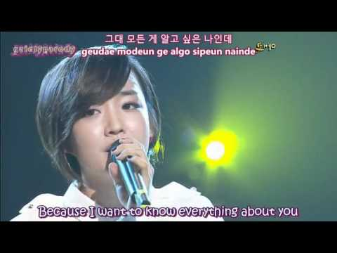 [Mirrored|MP4 DL] 05-14 기다리다 Waiting by 윤하 Younha [english subs | hangul | rom]