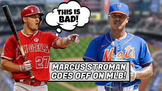 Mike Trout CALLS OUT MLB's Horrible Replay! Marcus Stroman ANGRY at MLB, Yankees (MLB Recap)