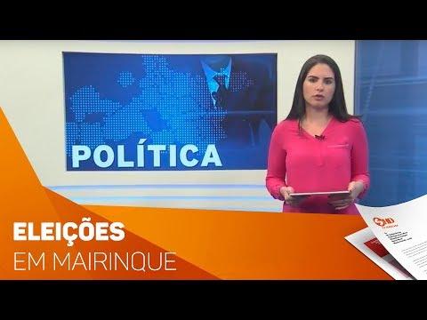 Eleições em Mairinque - TV SOROCABA/SBT
