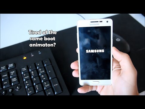Galaxy S7 Boot Animation on Any ANDROID device