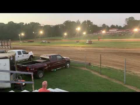 Paragon Speedway Heat Race 07/19/19