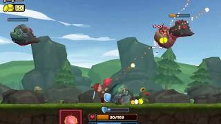 MIGHTY DRAGONS GAME - FIRE DRAGON - ICE DRAGON