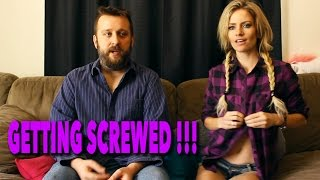 Hot Couple Cam Show - Hot Girl Getting Screwed By The Man [ep1]