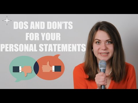 Wrting a Personal Statement for Medical Residency Programs - YouTube - residency personal statement