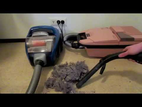 Bagless vs Bagged Vacuum Cleaner (CHECK THE UPDATED VIDEO)