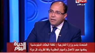 حصاد الخارجية المصرية في 2016 - E3lam.Org