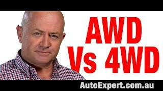 AWD versus 4WD SUV explained: Which is best?