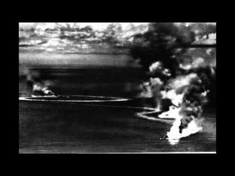 HMS Repulse tribute Attack on force Z