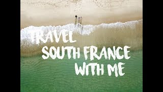 Travel South France with me. Surf Camp in Cap de l'Homy.
