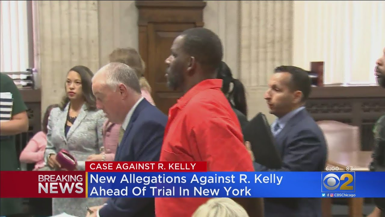R Kelly 's Legal Team Is Calling BS on New Alleged Charges [VIDEO]