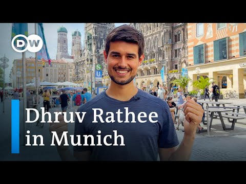 Discover Munich with Dhruv Rathee | Travel Tips for the Bavarian Capital