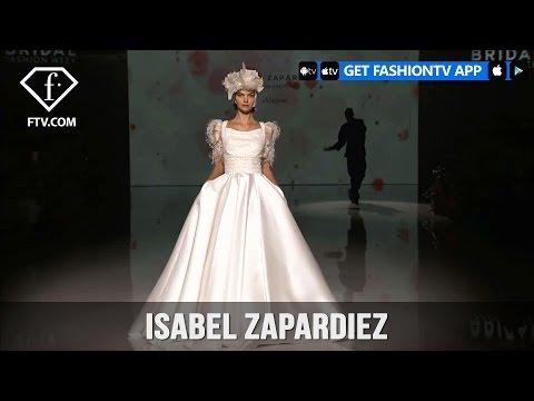 Barcelona Bridal Week - Isabel Zapardiez   FashionTV