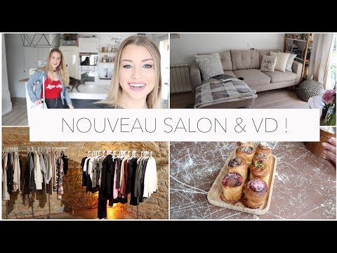 NOUVEAU SALON & VIDE DRESSING !