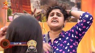 வனிதாவை எதிர்த்த ஒரே ஆம்பள : Bigg Boss Tamil | Full Episode Highlights | Tharsan, Vanitha Fight