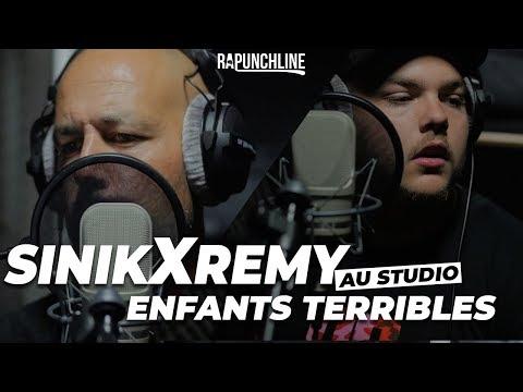 Youtube: Making-off: Moment magique en studio entre Sinik et Rémy pour leur featuring fou!
