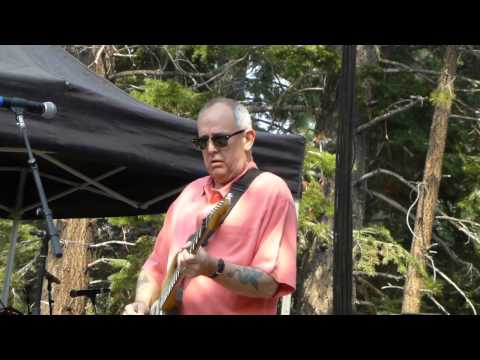 "Jimmy Thackery, ""Solid Ice"" from Mammoth Bluesapalooza."