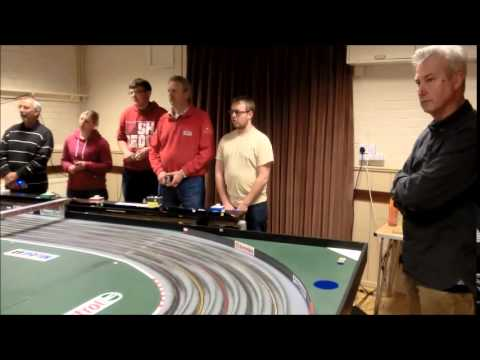 East Devon Slot Racing Club – 1st May 2015 – Awliscombe
