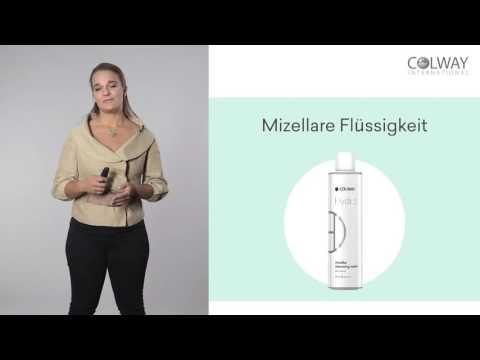 Colway International   Produktlinie Hydro  Ageless Deutsch