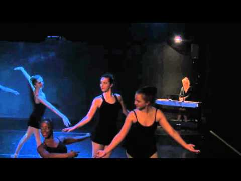 Nashville School of the Arts December 2015 piano / dance concert